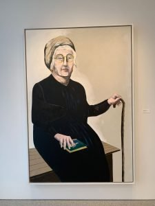 Alice Neel by benny Andrews