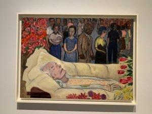 Death of Mother Bloor. Feminist and Communist. 1951