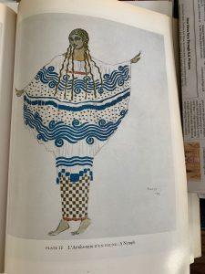 Leon Bakst Costume Design