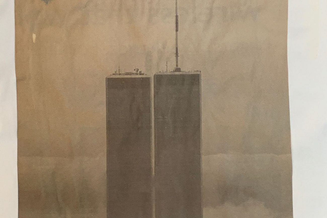 the twin towers before 9 11 2